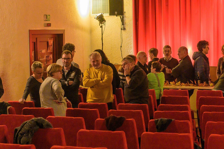 Sonnenlichtspiele Gaildorf: Den neuen Sesseln fehlen noch die Armlehnen - SWP
