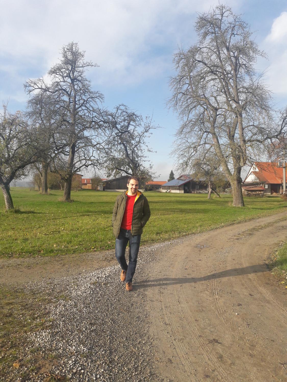 Musiker aus Crailsheim: Johannes Düll liebt die Musik und seinen Beruf - SWP