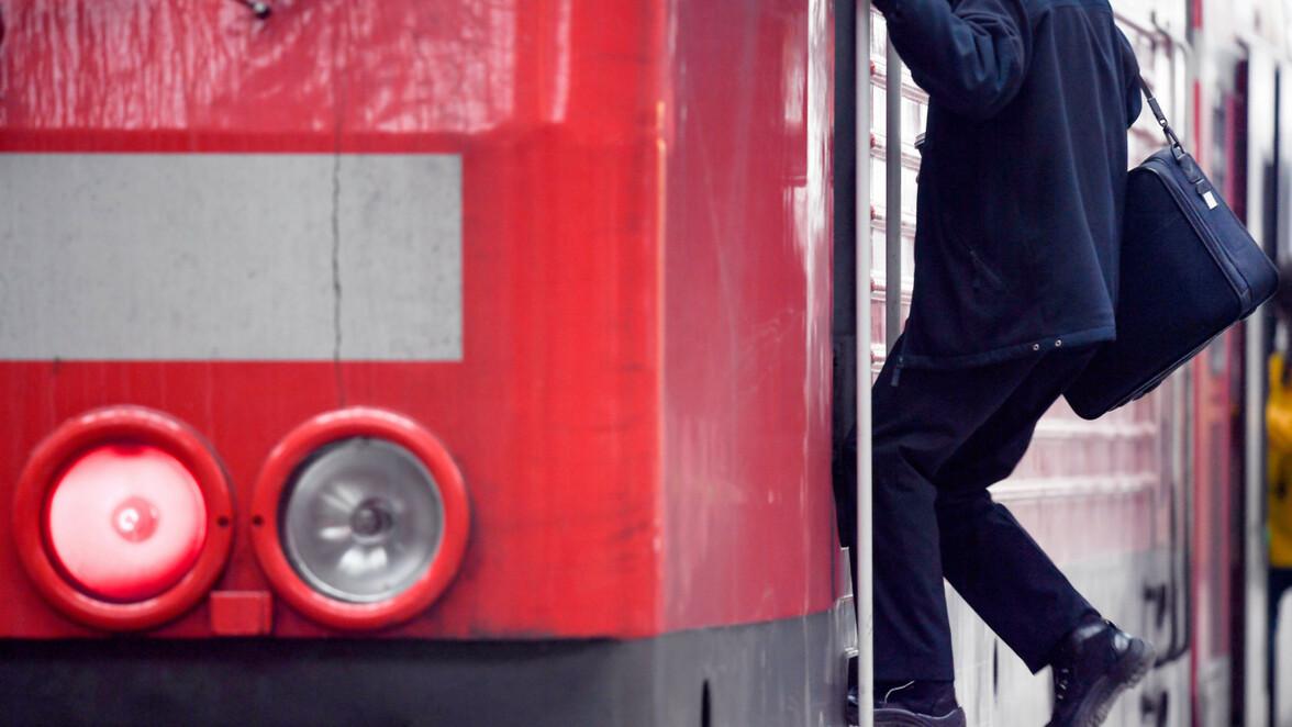 Deutsche Bahn Streik Frankreich