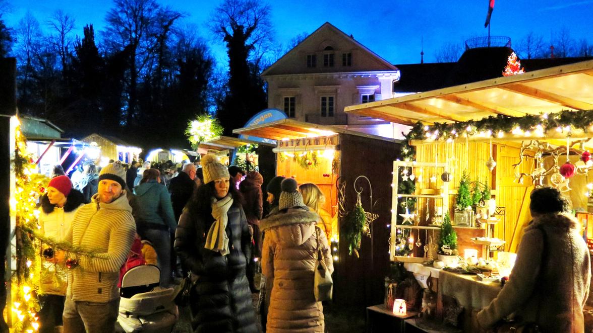 Fürstlicher Weihnachtsmarkt