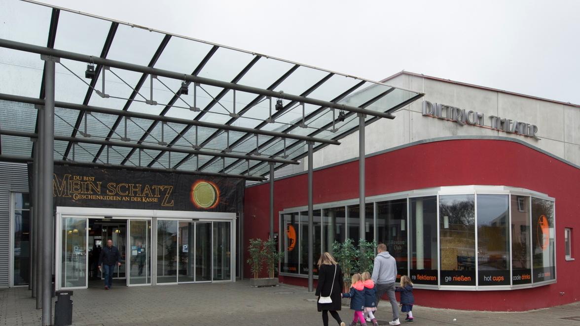 Kino Dietrich Theater Neu Ulm