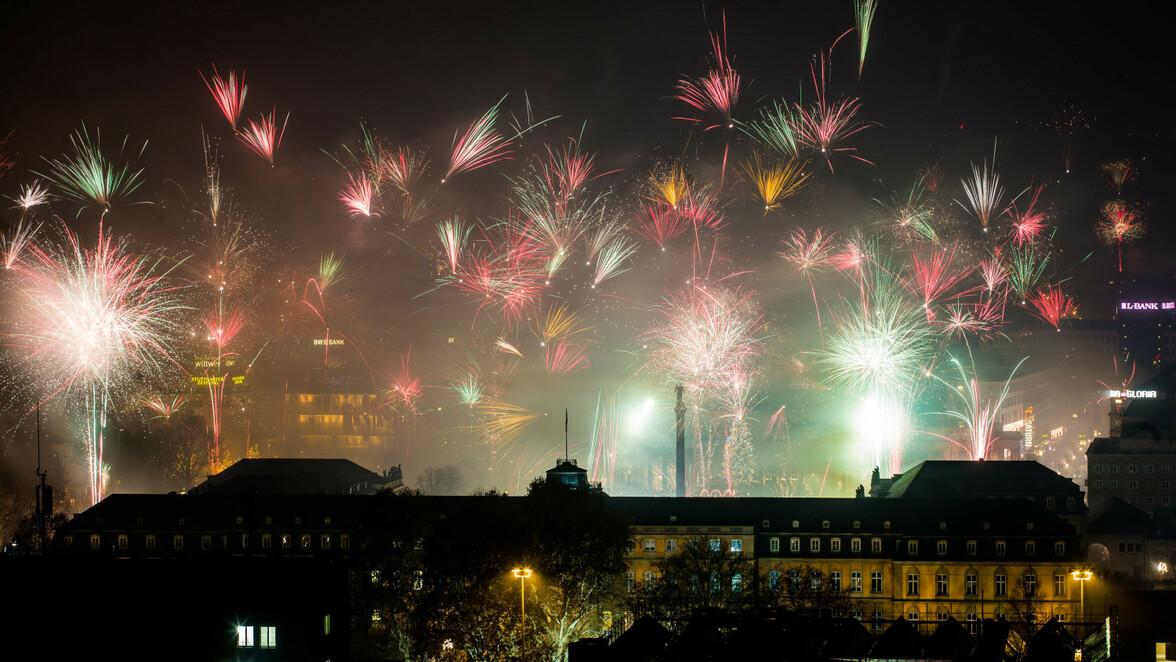 Silvester 2020 Stuttgart