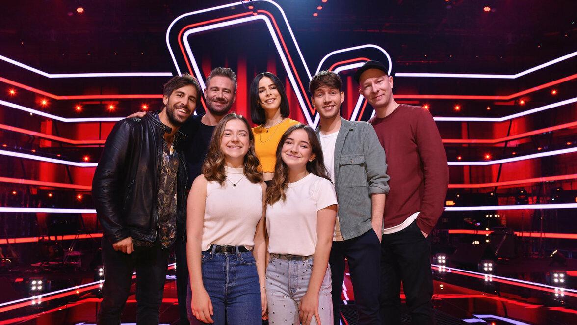 The Voice Kids.De 2019 Start