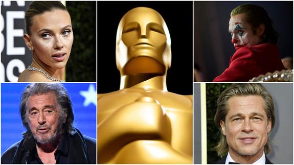 Joker, Leonardo DiCaprio, Scarlett Johansson: these are the nominees