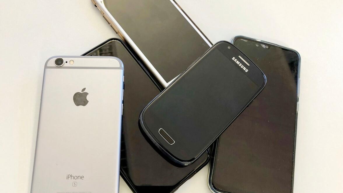 Gebrauchte Handys Abgeben