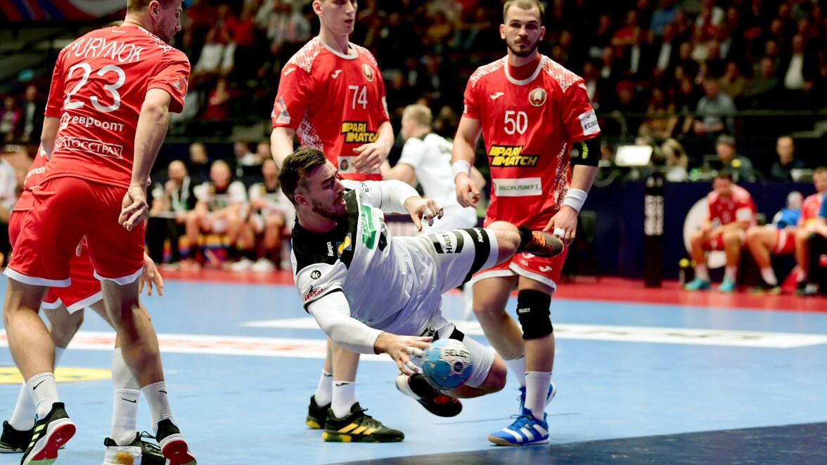 Handball Em Hauptrunde