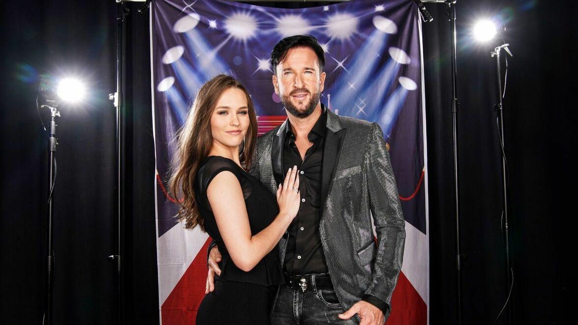 Michael Wendler Und Laura Muller Dick Pic Playboy Let S Dance Warum An Ihnen Gerade Niemand Vorbei Kommt Sudwest Presse Online