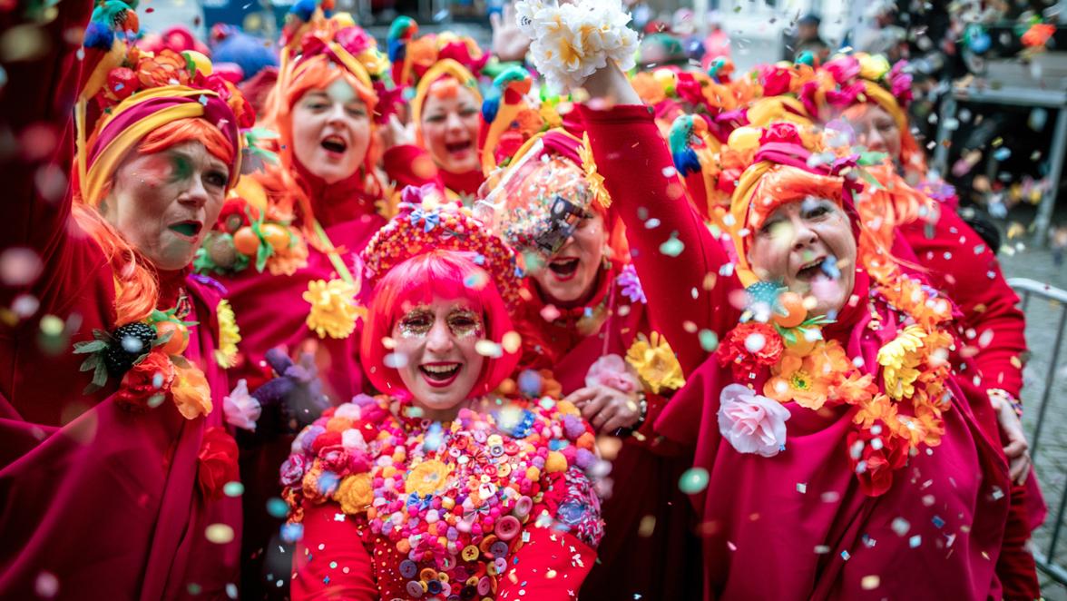 Karneval Heute