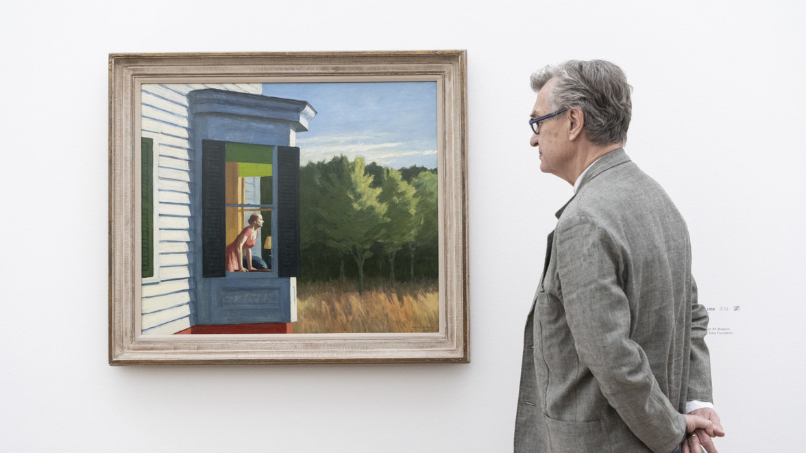 Basel Edward Hopper
