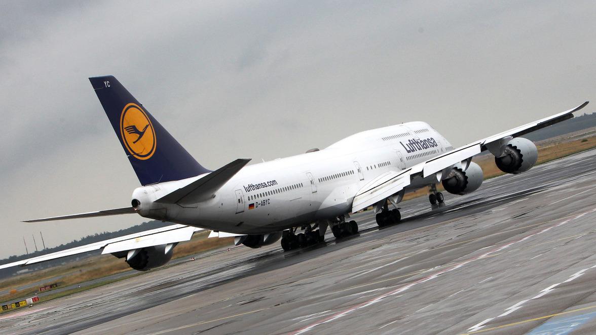Lufthansa Streicht Flüge