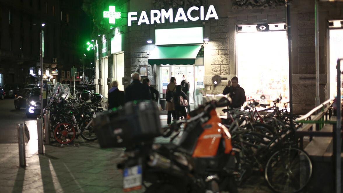 Italien Schliesst Tankstellen