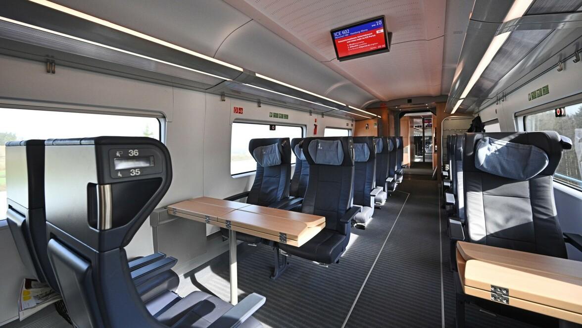 Deutsche Bahn Ticketkontrolle