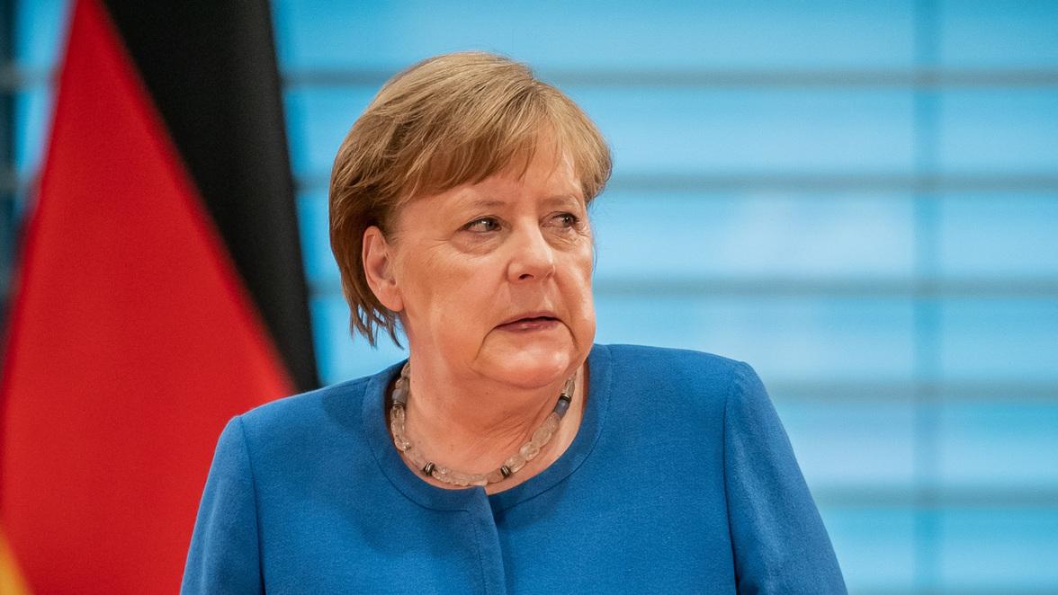 Corona Update Merkel