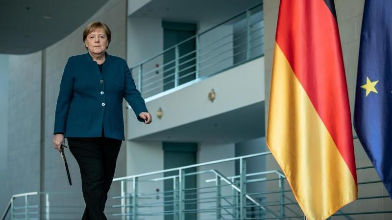 Corona Aktuell Merkel