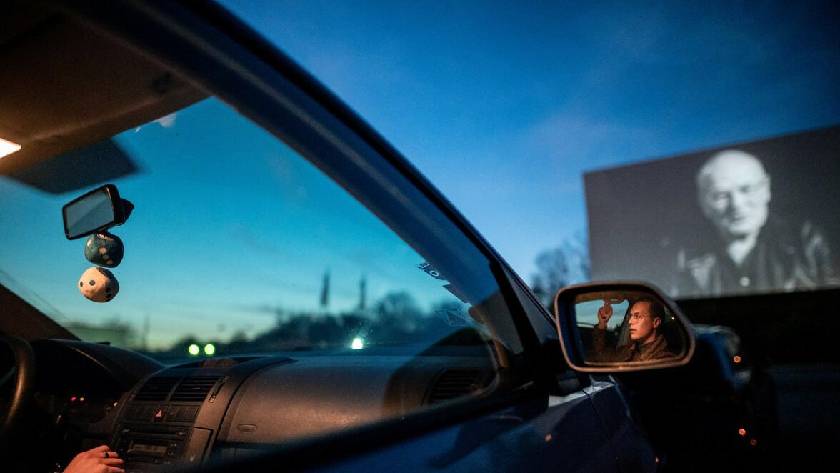 Autokino Geöffnet