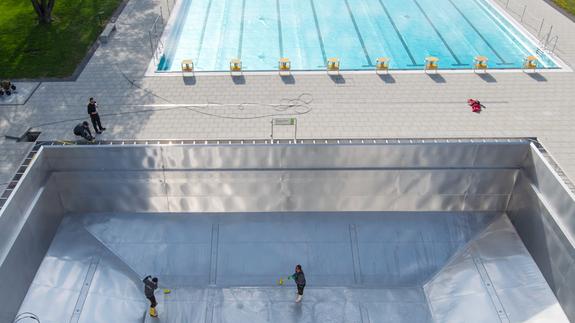 Corona Schwimmbad Ansteckung