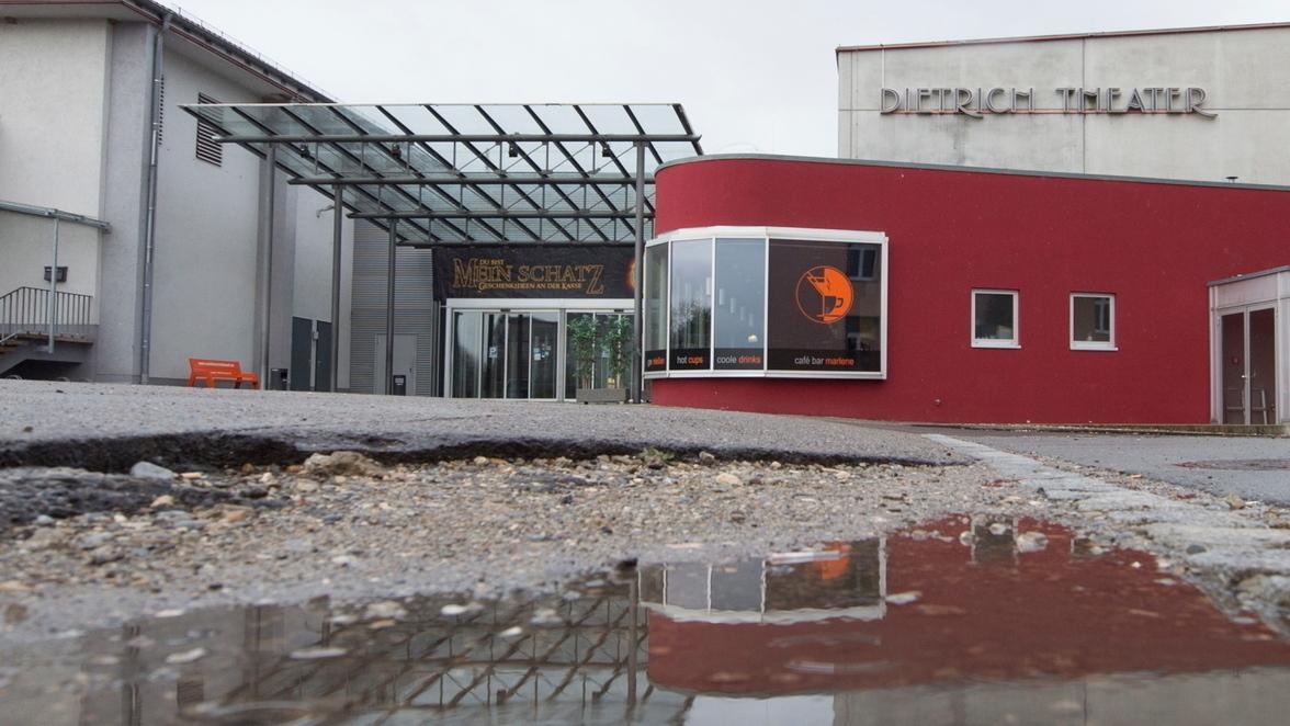 Dietrich Theater Programm Neu Ulm