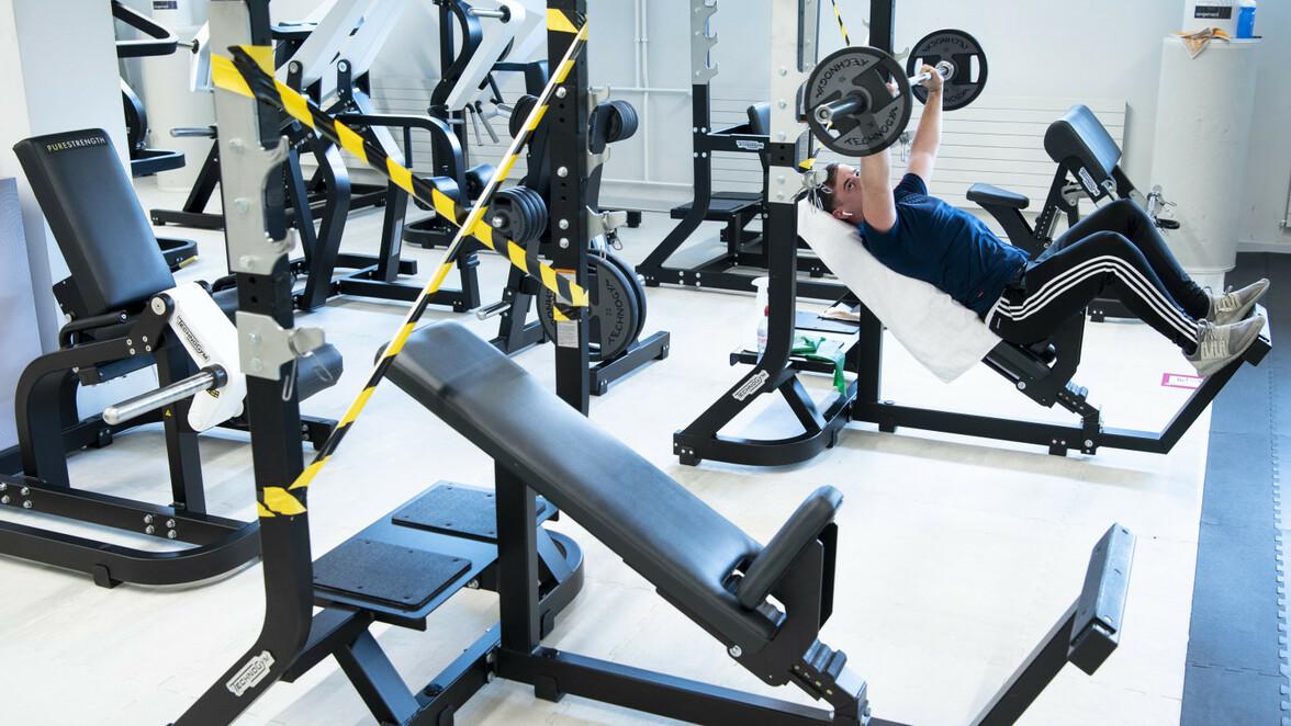 Fitnessstudio Corona Auflagen