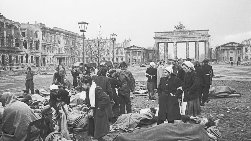 Zweiter Weltkrieg 8. Mai: Historiker Morré: Am Kriegsende herrschte eine  apokalyptische Stimmung und nicht etwa ein Aufatmen | Südwest Presse Online