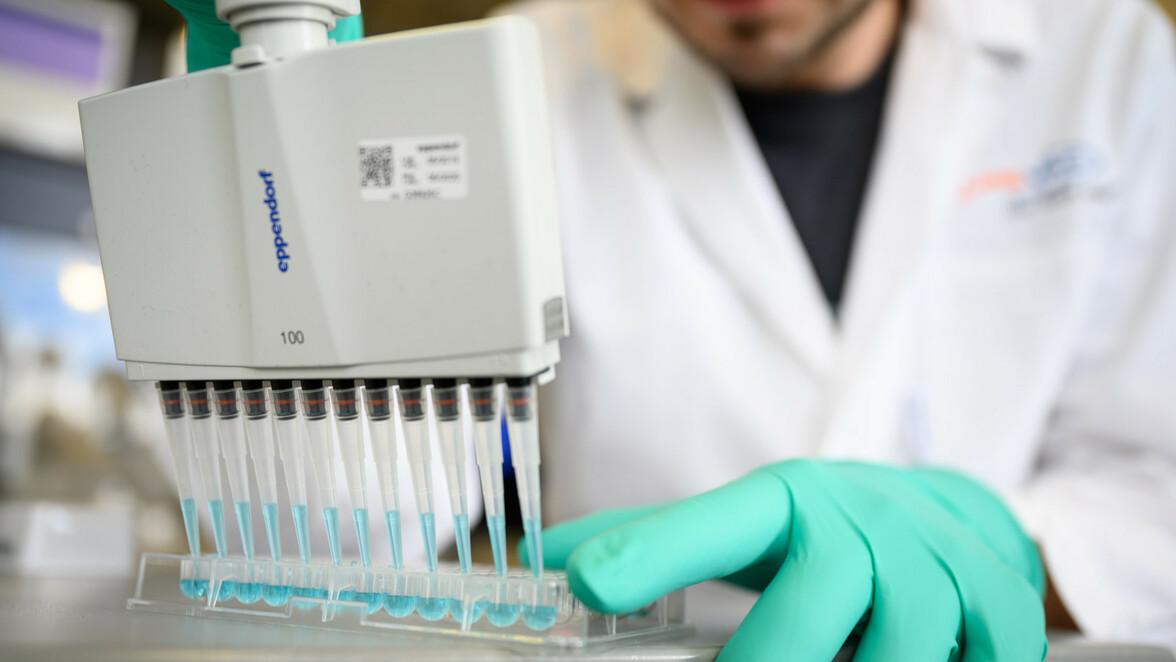 Coronavirus Impfstoff Tubinger Firma Curevac Ist Einen Schritt Weiter Auf Weg Zu Einer Corona Impfung Sudwest Presse Online