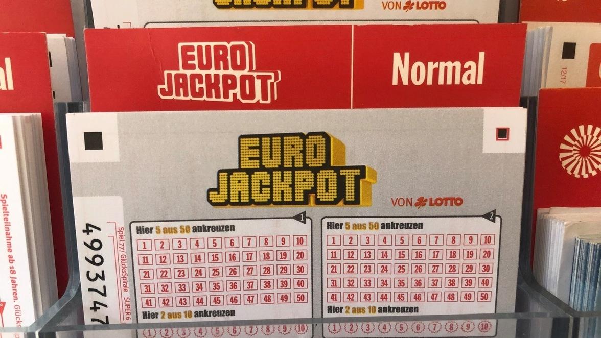 Eurolotto 29.05 20