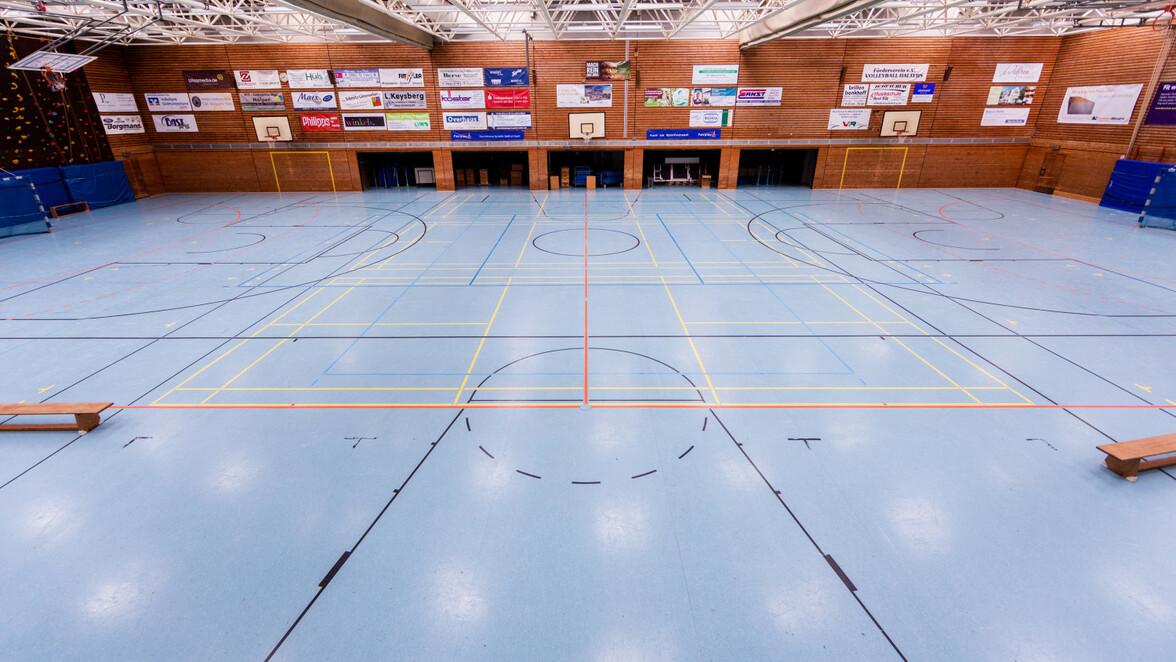 Sportstätten Corona