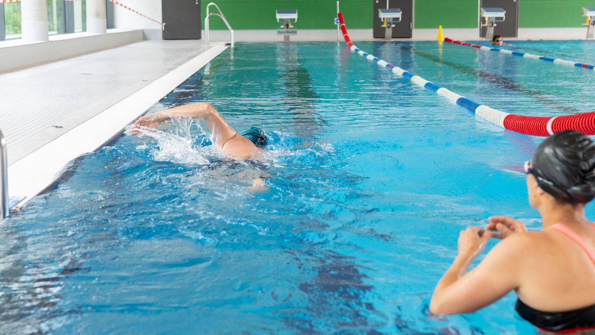 Schwimmbad Regeln Corona