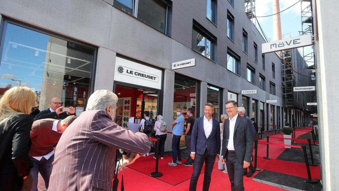 """Outletcity Metzingen um """"Home and Living"""" erweitert: Enzian Höfe ..."""