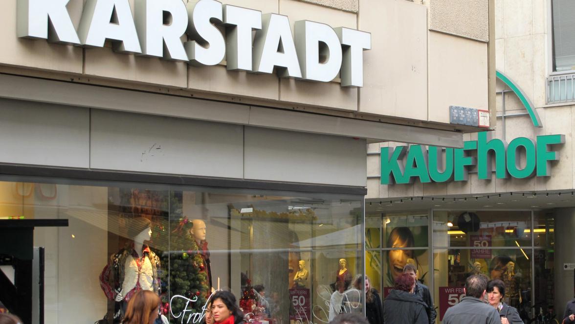 Galeria Kaufhof Welche Filialen Schließen