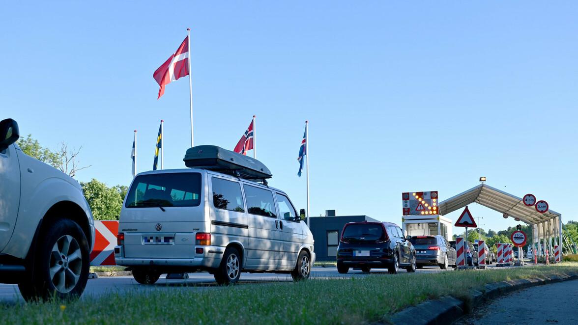 Dänemark Corona Einreise
