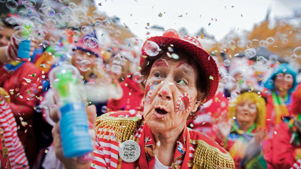 Karneval Deutschland 2021