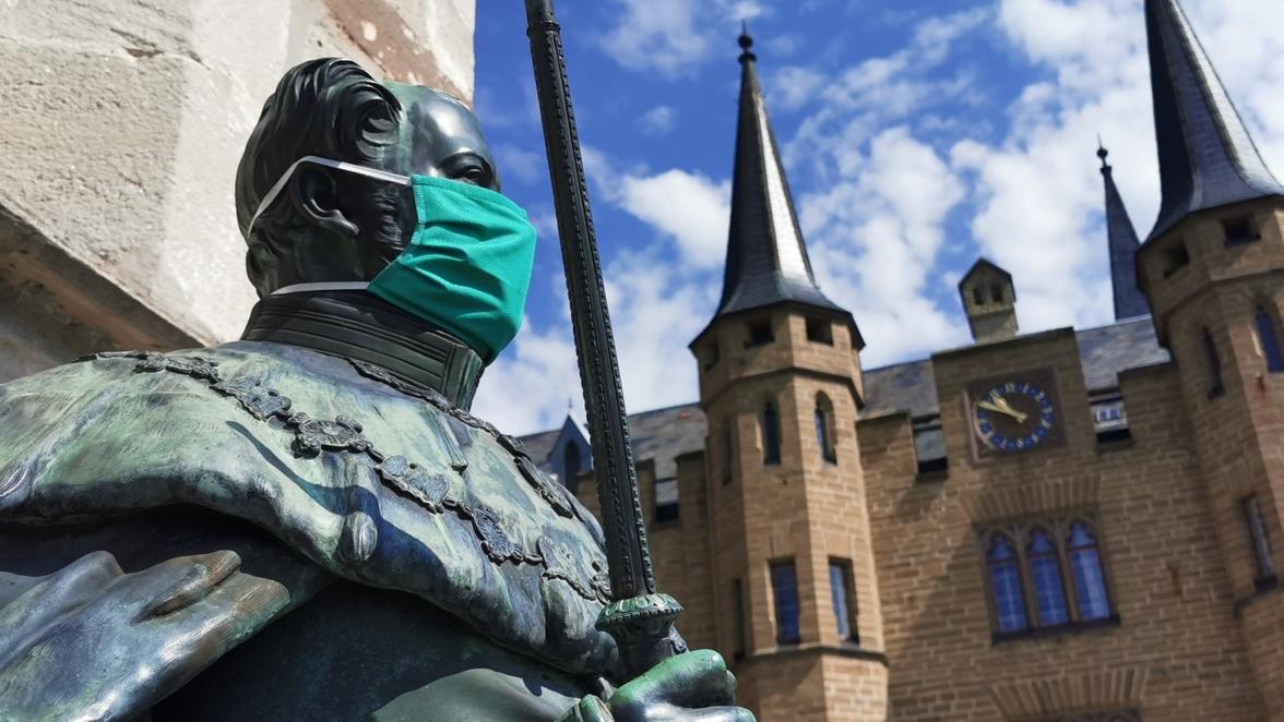 Burgen Und Schlosser Ranking Burg Hohenzollern Unter Den Instagram Konigen Sudwest Presse Online