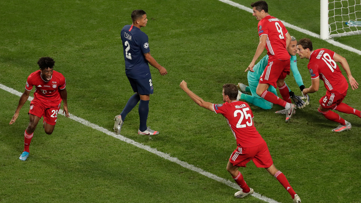 Was Lief Wann Bayern 2