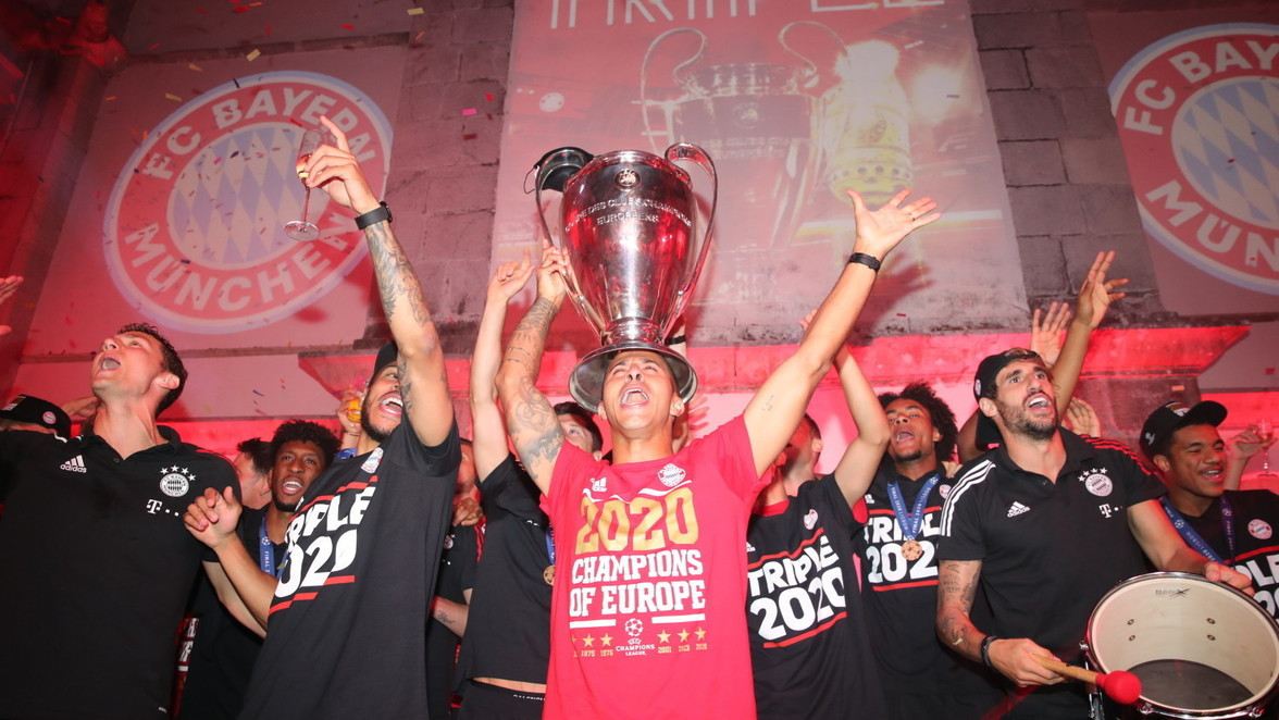Champions League Finale So Erleben Zwei FC Bayern