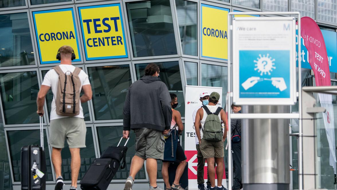 Corona Test Bayern Grenze