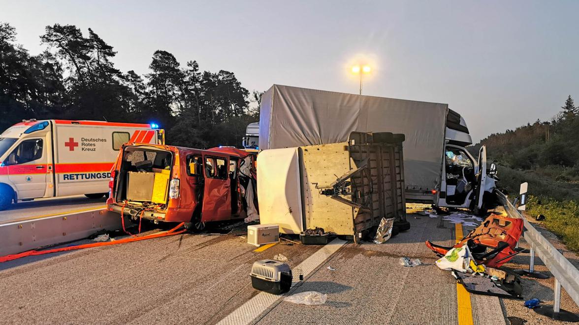 Unfall Aktuell Autobahn