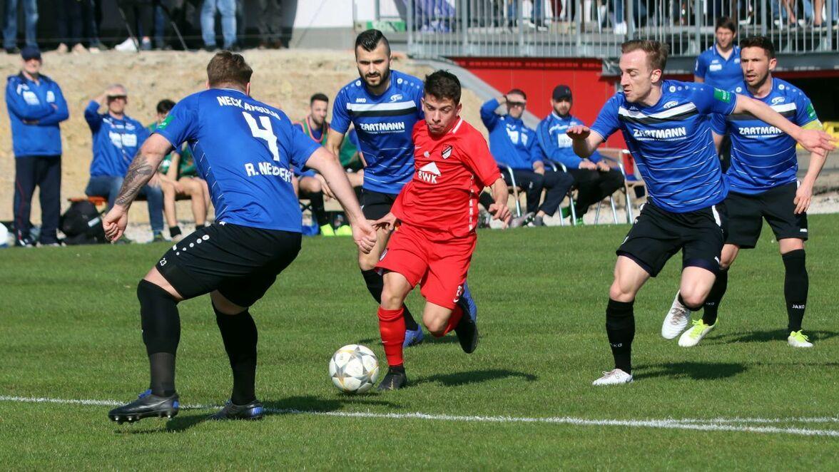 Neckarsulm Fussball