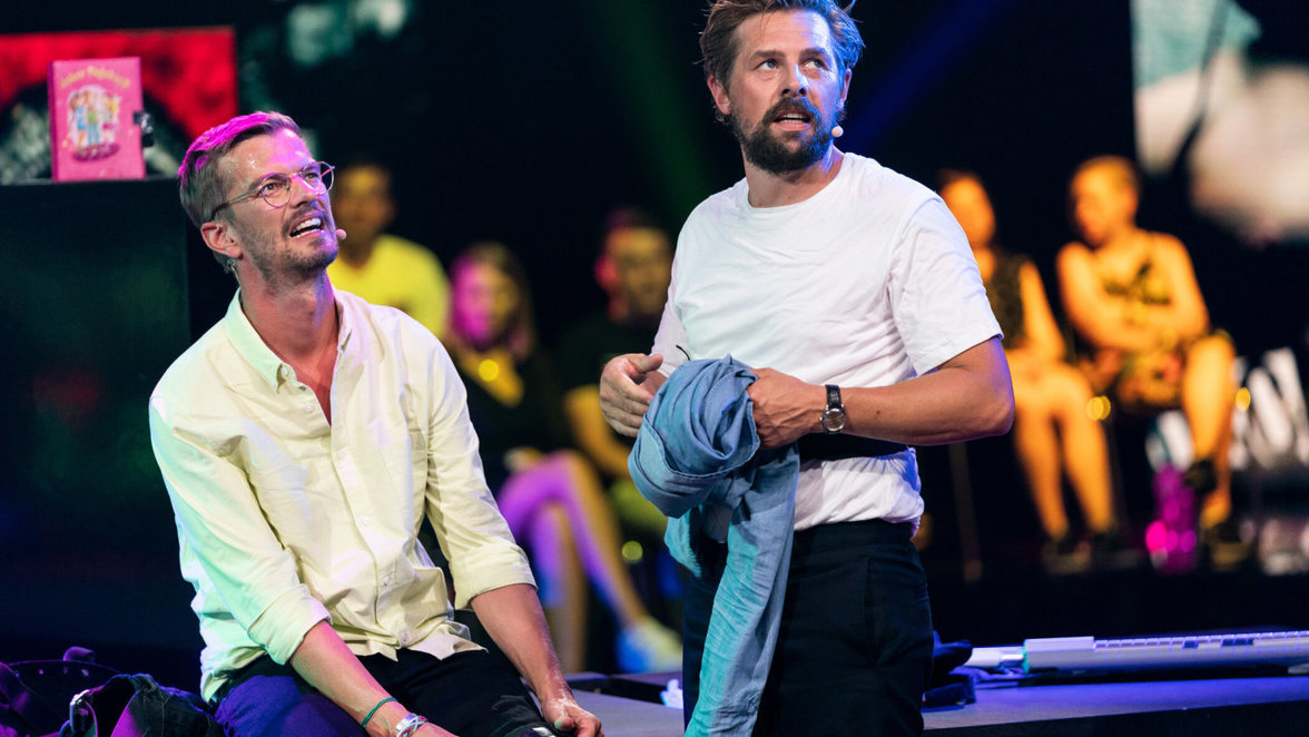 Joko Und Klaas 15 Minuten Pro7 Duo Zeigt Ersch U00fctternde