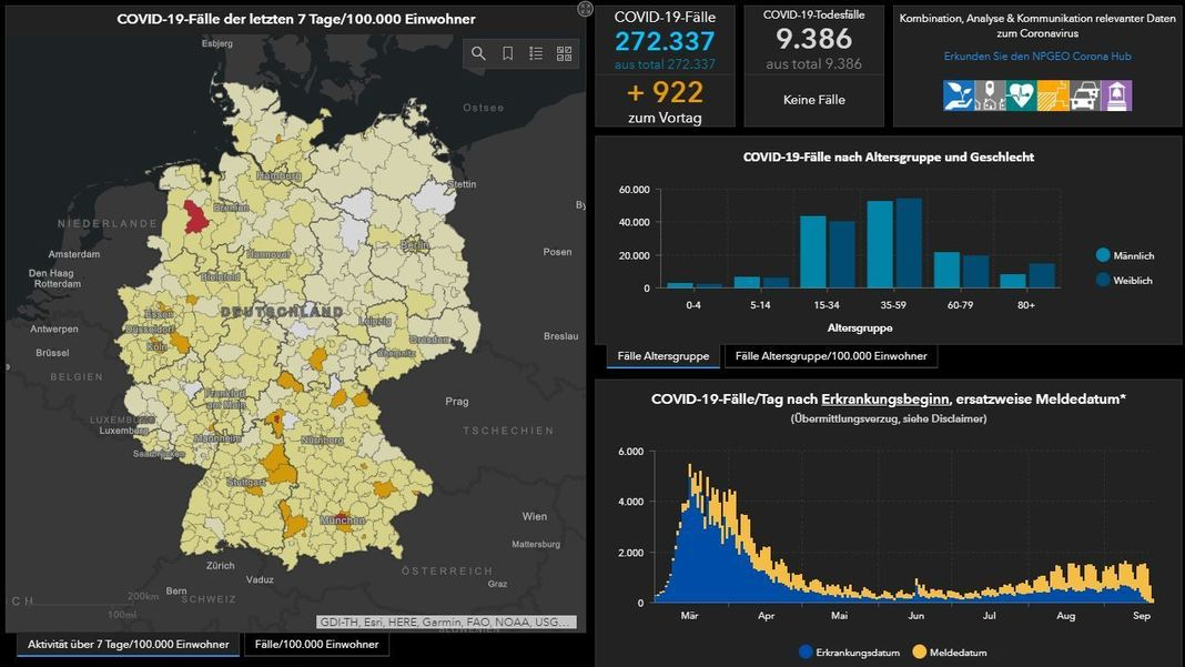 Zahlen Bayern Corona