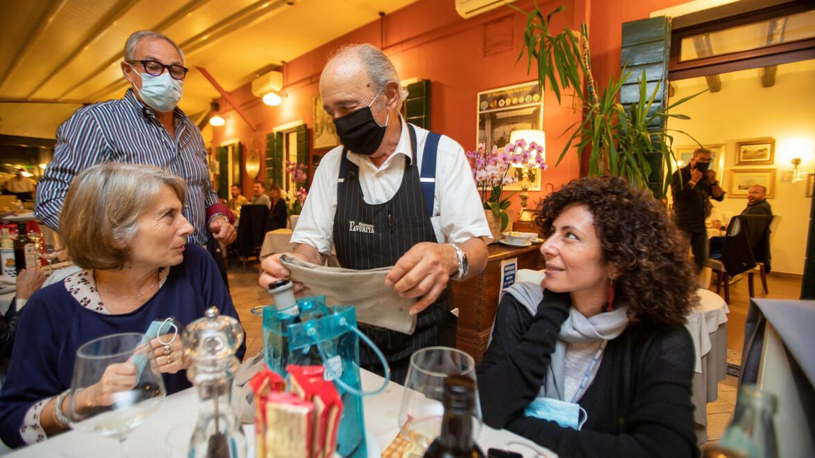 Maskenpflicht In Restaurants
