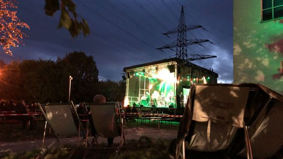 Trotz Corona: Gechilltes Open Air am Metzinger Club Thing
