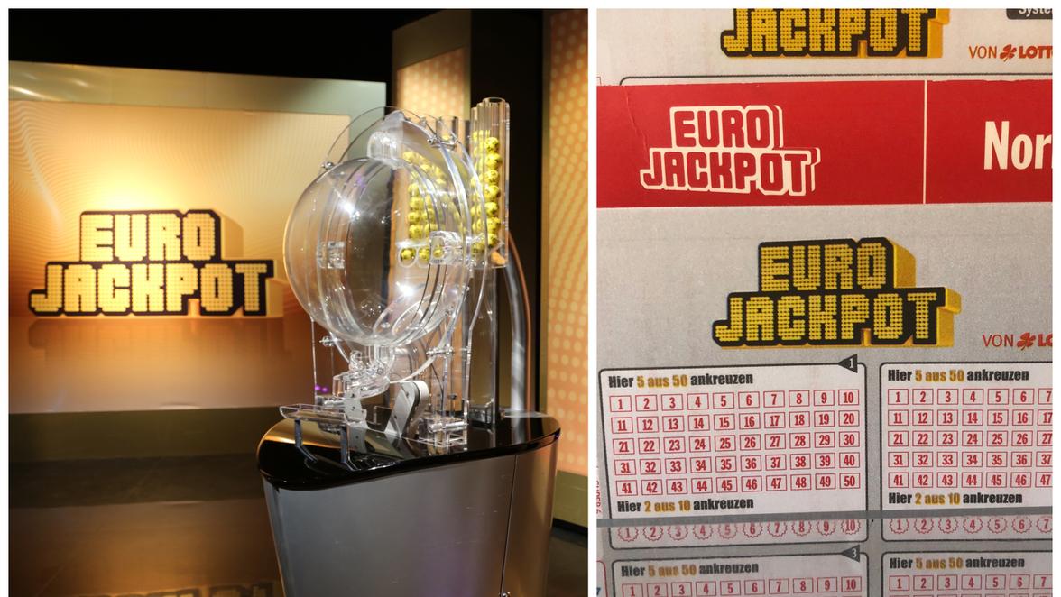 Zahlen Und Quoten Eurojackpot