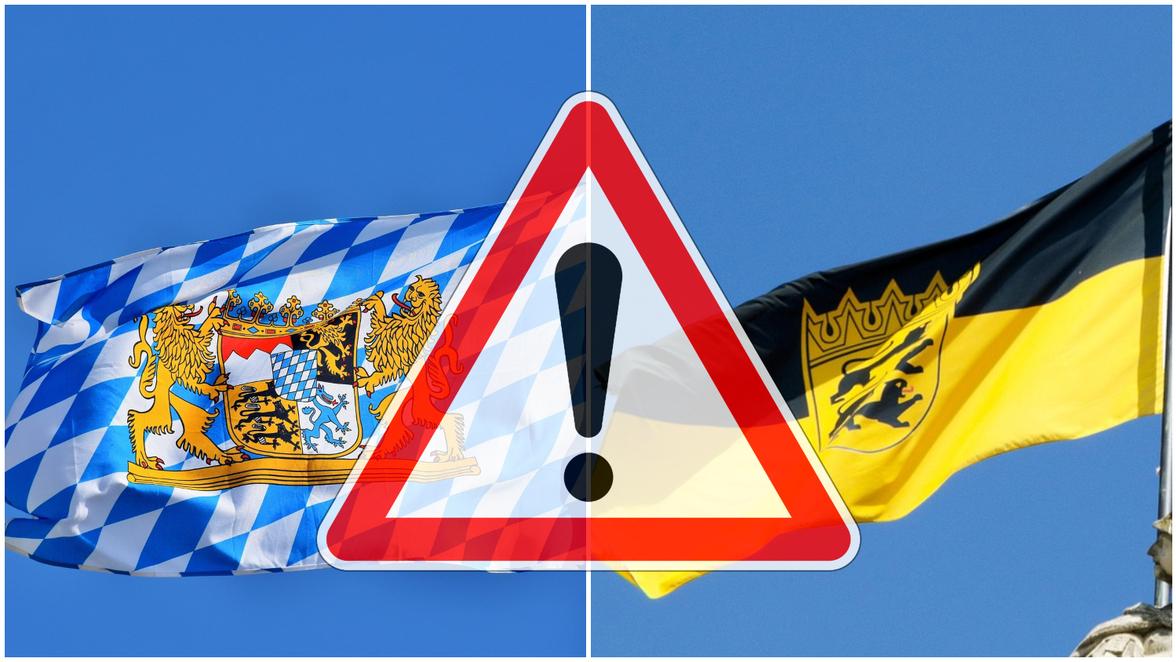 Corona Lockdown Regeln Bayern Vs Baden Wurttemberg Das Gilt Jetzt Bei Treffen Alkohol Sport Co Sudwest Presse Online