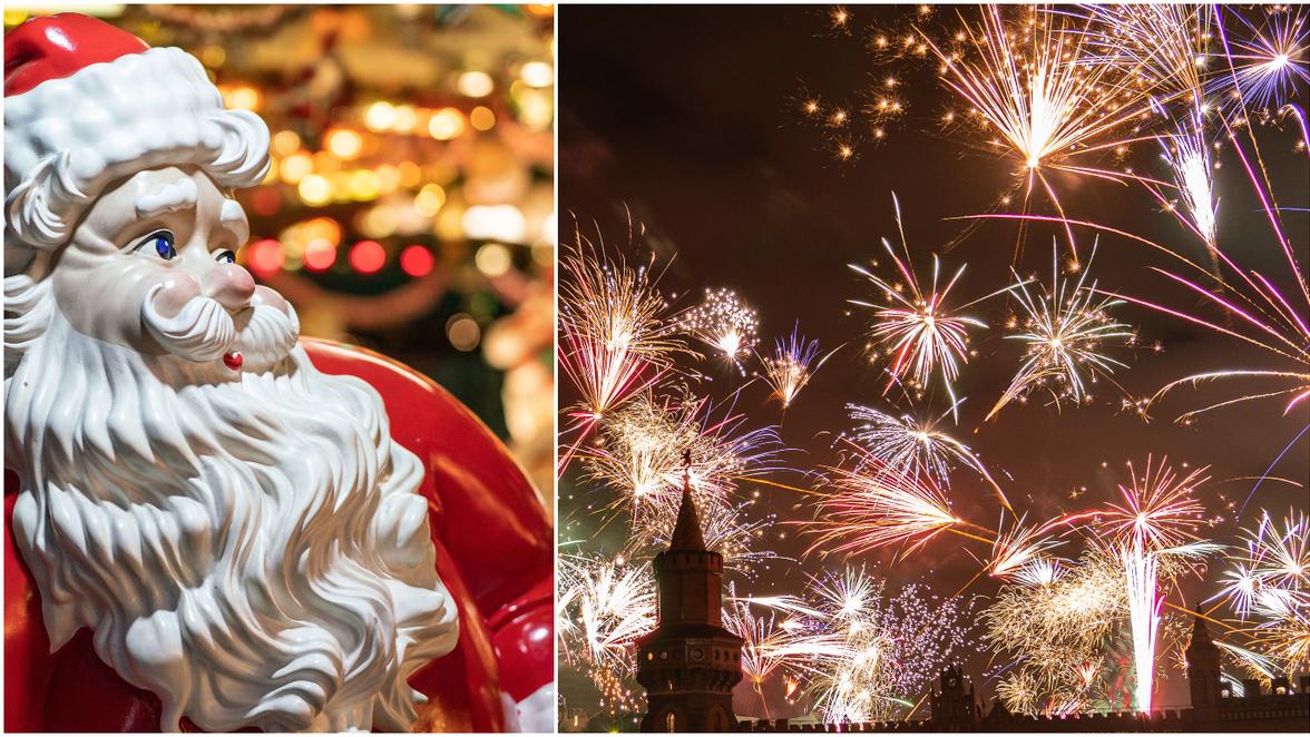 Weihnachten und Silvester 2020: Verbot wegen Corona - Kein ...