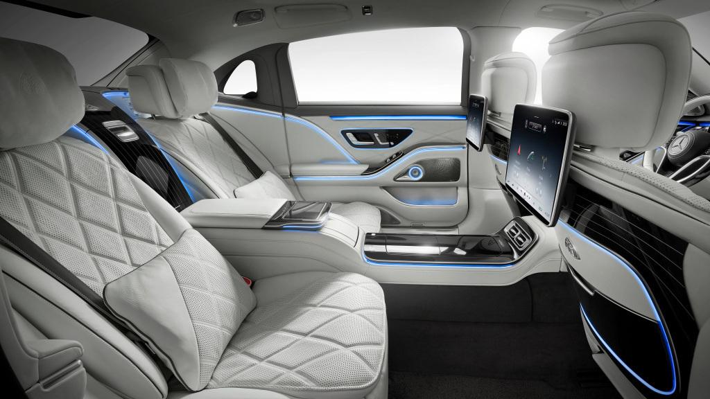 Mercedes Maybach kommt 2021: So viel Luxus bietet die neue ...
