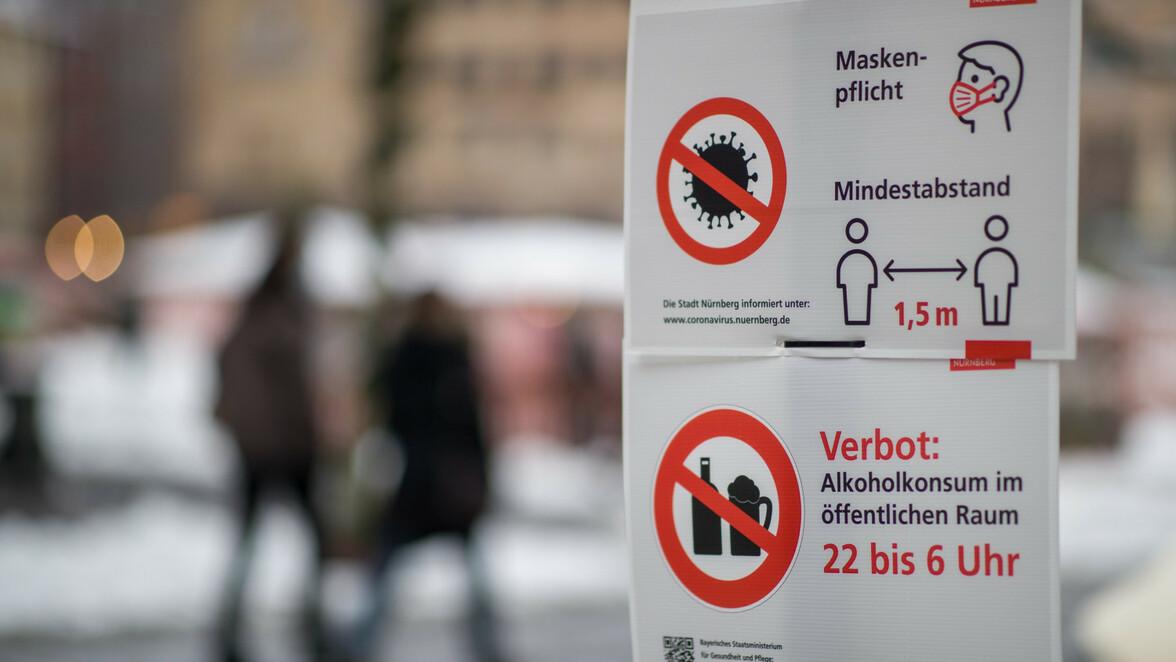 Neuinfektionen Nürnberg