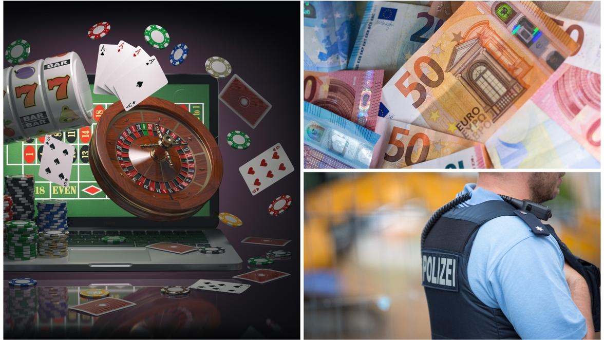 Illegales Glücksspiel