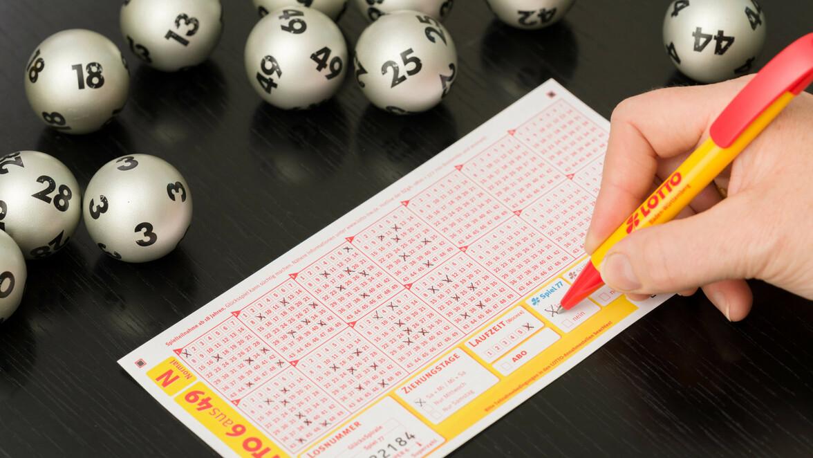 Lottozahlen Wie Gezogen