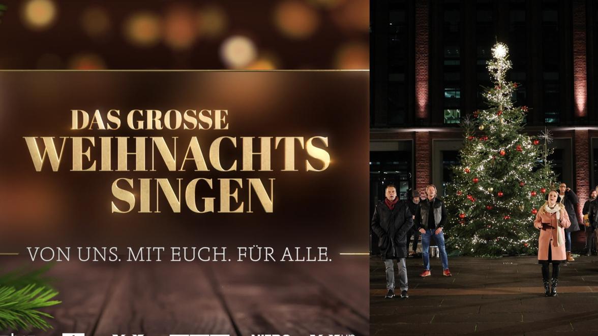 Das große Weihnachtssingen RTL: Programm verschoben - die ...