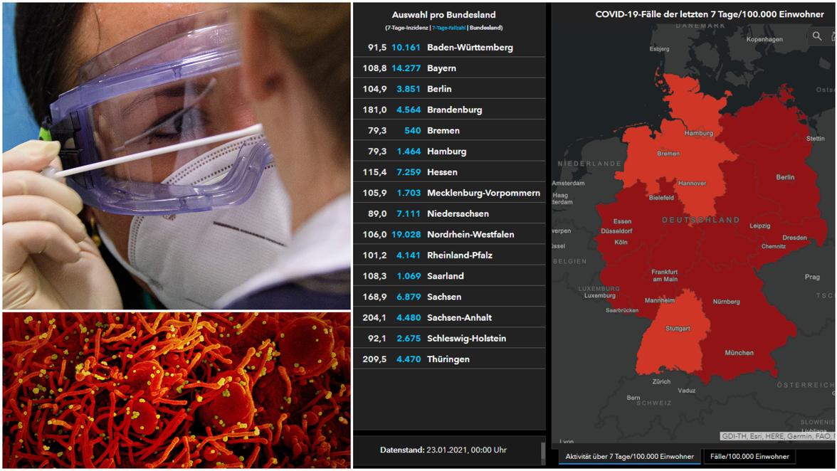 Corona Bw Zahlen Inzidenz Im Sudwesten Bleibt Unter 100 Neuinfektionen Tote Und Impfungen In Baden Wurttemberg Sudwest Presse Online